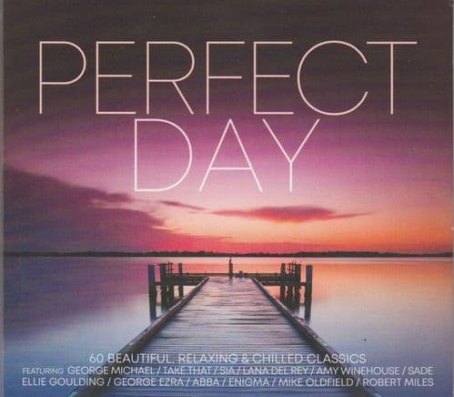 Various<br>Perfect Day (60 Beautiful, Relaxing & Chilled Classics)<br>3CD, Comp